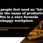 Are you a dignity-enhancing manager?