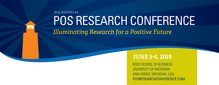 Call for Abstracts (due December 15!): POS Research Conference, June 5-6, 2019