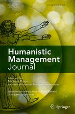 Check Out the Latest Issue of the Humanistic Management Journal