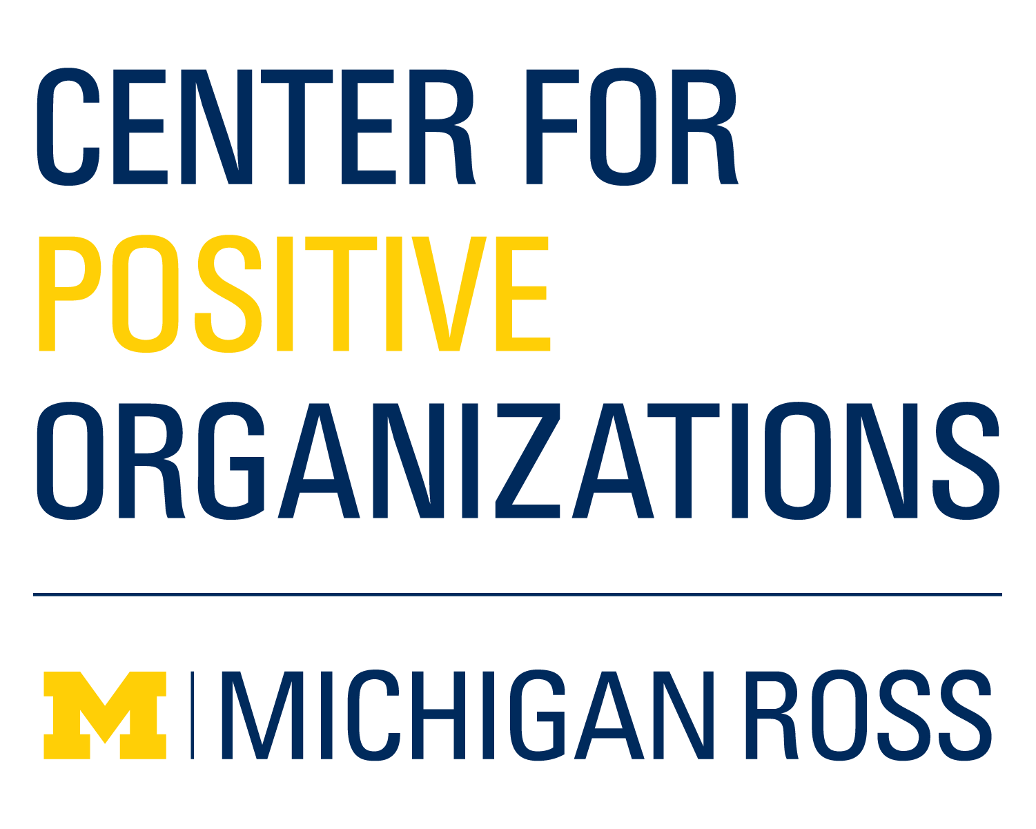 Center for Positive Organizations, Erb Institute Post-Doctoral Fellowship