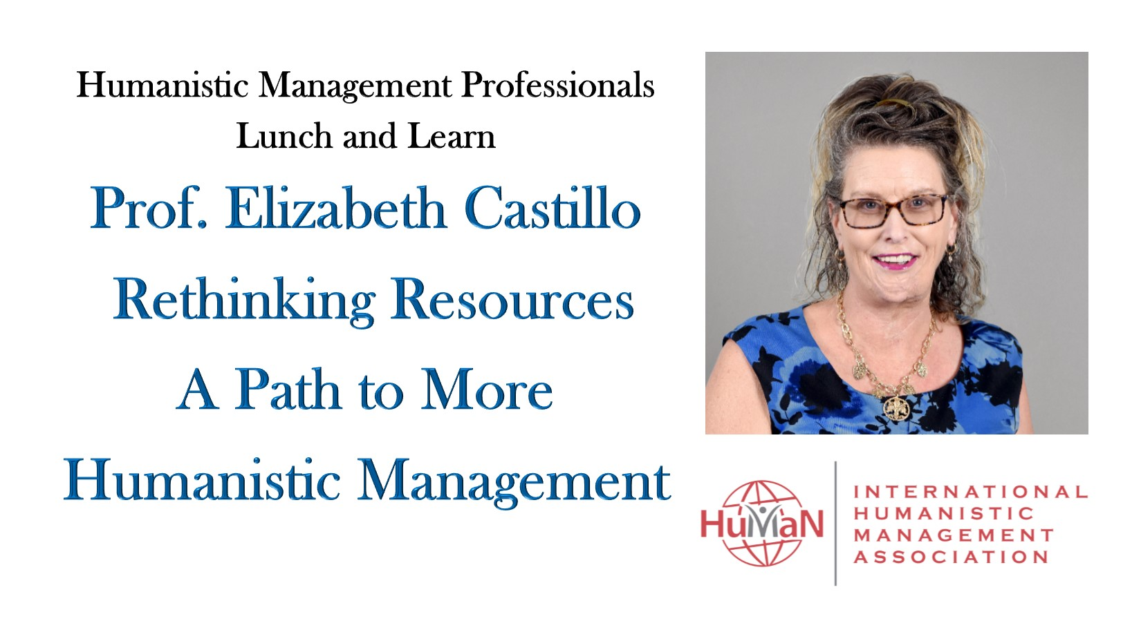 Rethinking Resources–A Path to More Humanistic Management