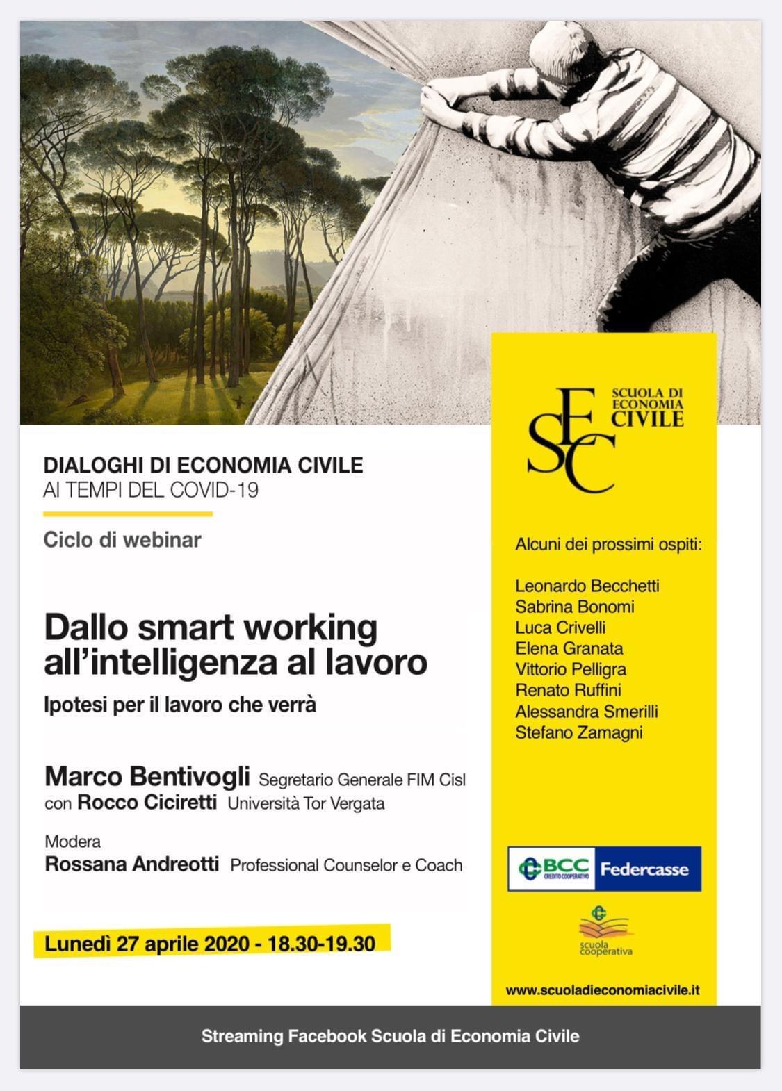 Dialoghi di Economia Civile