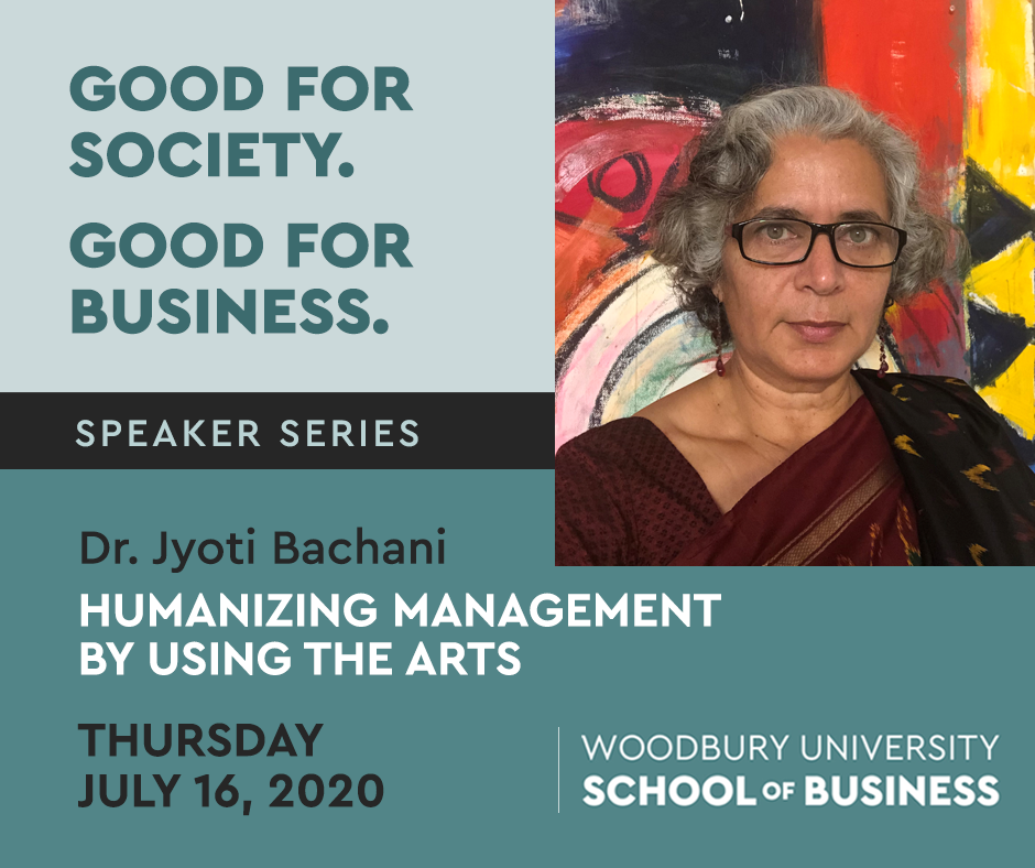 Good for Society. Good for Business: Speaker Series